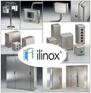 Ilinox- Edelstahlschaltschränke bei Falk GmbH