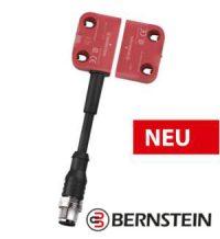 SRF (Safety RFID) ist ein berührungsloser Sicherheitssensor von BERNSTEIN
