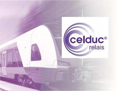 Celduc-Halbleiterrelais für Bahntechnik bei Falk GmbH