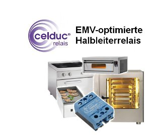 Halbleiterrelais mit geringer EMV-Störung für Anwendungen im Haushalt bei Falk GmbH