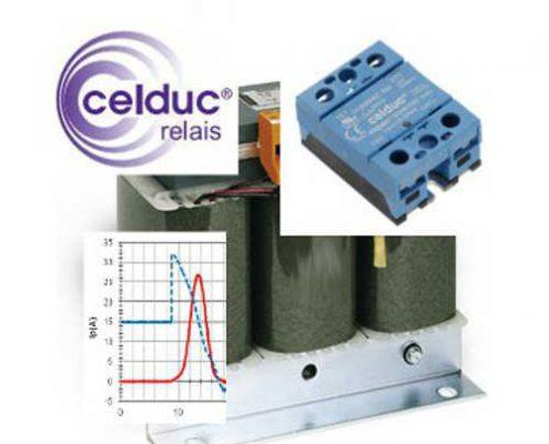 Celduc-Transformator-Halbleiterrelais bei Falk GmbH