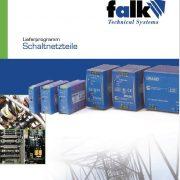 Chinfa-Industrieschaltnetzgeräte Produktbroschüre