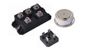 Brückengleichrichter, Dioden-Module, Thyristor-Module